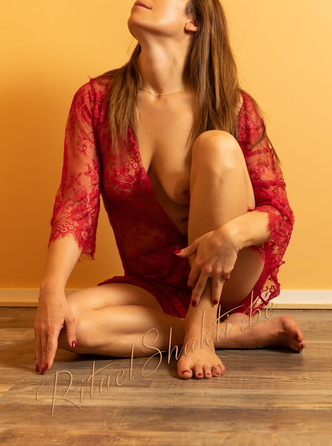 Capucine masseuse tantra